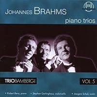 Brahms: Piano Trios Vol.5