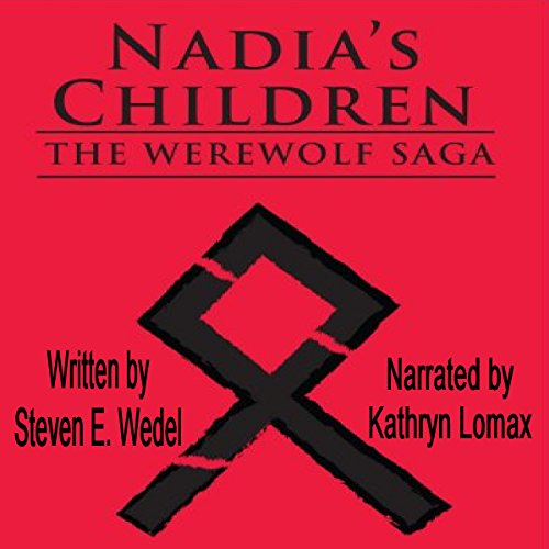 Nadia's Children audiobook cover art