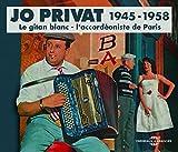 Le Gitan Blanc-l'Accordeoniste de Paris 1945-1958