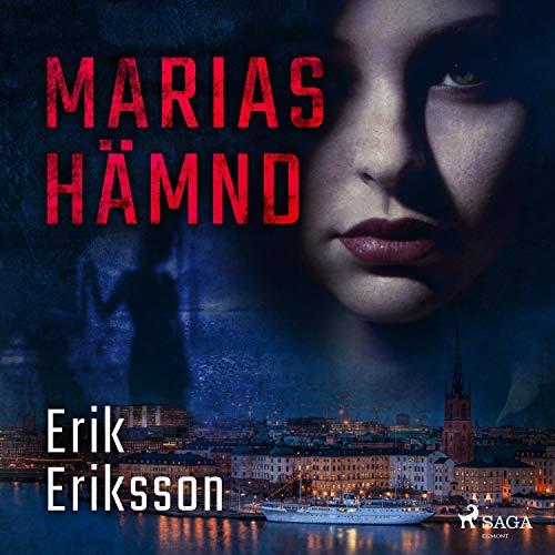 Marias hämnd audiobook cover art
