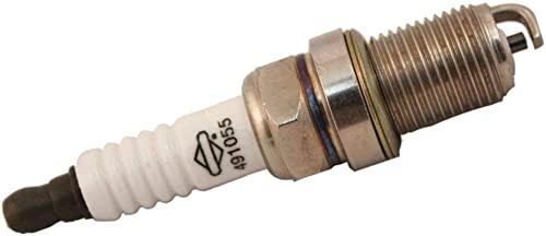 lowest Briggs lowest discount & Stratton 491055 Spark Plug Genuine Original Equipment Manufacturer (OEM) Part outlet sale