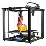 Creality Ender 5 Plus - Impresora 3D con BL Touch, pantalla táctil de 4.3 pulgadas, gran volumen de impresión 350 x 350 x 400 mm, 80% premontada