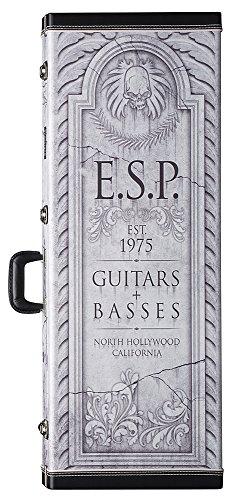 esp guitar cases ESP CTOMBECFF Tombstone EC Form Fit Guitar Case