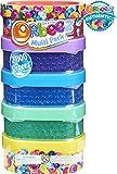Orbeez 6061610, uno y Solo, Multipack con 2.000, Cuentas de Agua no tóxicas, Juguetes sensoriales para niños de 5 años en adelante