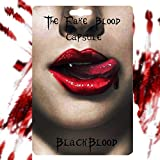 💯REALISTIC THEATRICAL QUALITY : Blackblood fake blood features an incredibly rich vibrant blood red color that looks and flows like the real blood. It is great for creating frightfully realistic special effects. 💊HOW TO APPLY : To use the fake blood ...