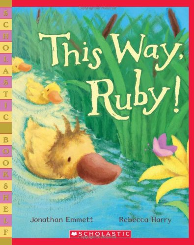 This Way Ruby Scholastic Bookshelf