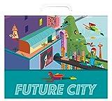 Edima School Kits - Maletín, diseño City Future