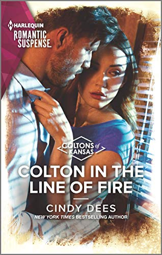 Colton in the Line of Fire (The Coltons of Kansas Book 6) (English Edition)