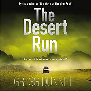 The Desert Run cover art
