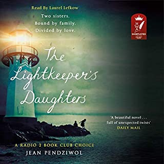 The Lightkeeper's Daughters                   By:                                                                                                                                 Jean E. Pendziwol                               Narrated by:                                                                                                                                 Laurel Lefkow                      Length: 7 hrs and 57 mins     47 ratings     Overall 4.2
