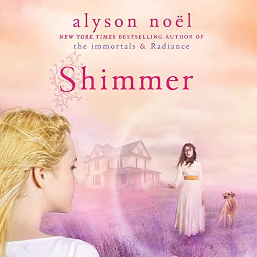 Shimmer audiobook cover art