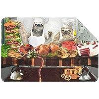 エリアラグ軽量 キッチンでのんびり料理 フロアマットソフトカーペットチホームリビングダイニングルームベッドルーム