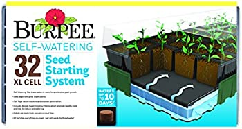 Burpee 32 Cell XL Self-Watering Seed Starting Kit