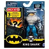 DC Batman 2020 King Shark (Target Exclusive) 4-inch Action Figure by Spin Master...