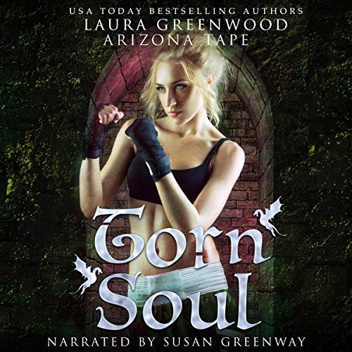 Torn Soul Dragon Soul Paranormal Romance Laura Greenwood Arizona Tape