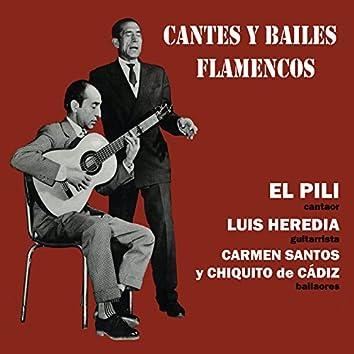 Cantes y Bailes Flamencos
