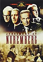 Judgment at Nuremberg [DVD]