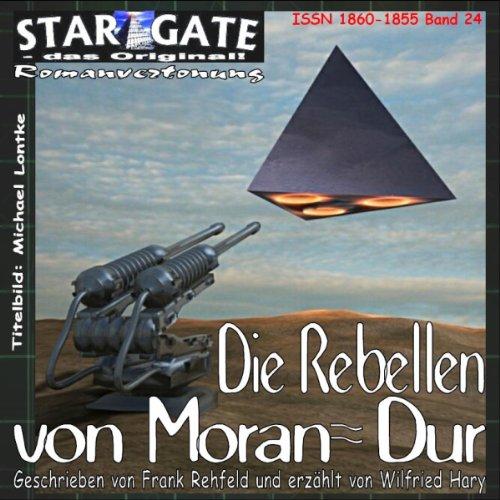 Die Rebellen von Moran-Dur audiobook cover art