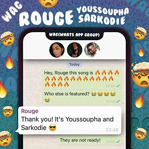 Rouge feat. Sarkodie & Youssoupha
