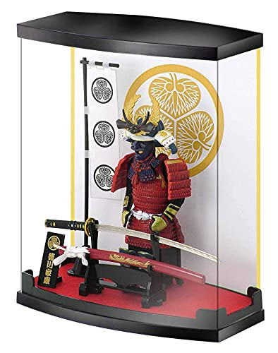 Auténtico Samurai Figura Japonés Histórico Decoración:#04- Tokugawa Ieyasu, Armadura de la serie