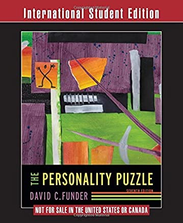 The Personality Puzzle by David C. Funder(2015-09-01)