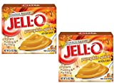 Kraft Jell-O InstantPudding Dessert & Pie Filling, Pumpkin Spice, 3.4 Oz. Boxes (Pack of 2)