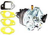 16100-Z1A-802 GENUINE OEM Honda GC190 General Purpose Engines CARBURETOR ASSEMBLY with GASKETS