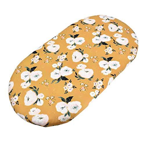 Funda para cambiador de cuna, moisés de bebé, sábana, protector de ropa de cama, utilidad para usar