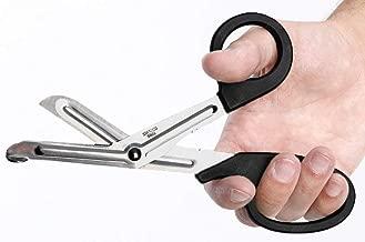 EMT Medical Trauma Shears/Scissors - Stainless Steel Premium Quality Medical Scissors for Nurse, EMS, Trauma, Tactical, Nursing, Emergency, First Aid, Surgical, Paramedic