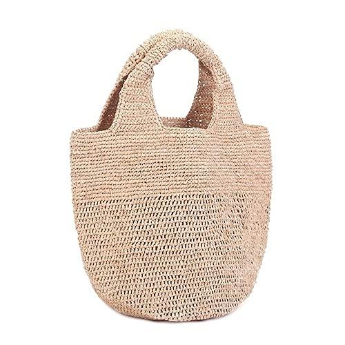 2021 LAFITE borse tessute a mano, borse in tessuto di paglia, naturalmente non sbiadisce, molto resistenti