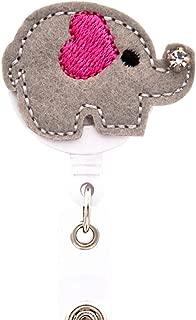 animal badge holder