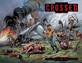 Crossed Annual 2013 #1 Wrap Cover