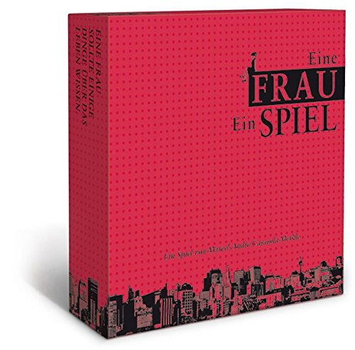 Süddeutsche Zeitung Edition 588-00782 - Eine Frau Ein Spiel, Eine Frau sollte einige Dinge wissen über das Leben