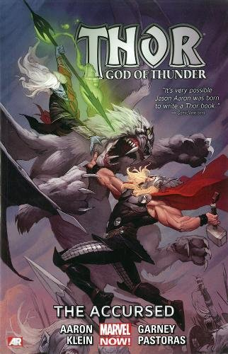 Thor God of Thunder 3: The Accursed