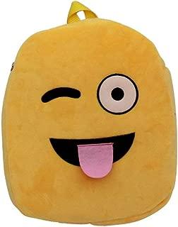 Flyme Cute Plush School Backpack Cartoon Rucksack for Kids Children School Supplies (Snicker)