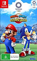 Mario and Sonic at the Olympic Games Tokyo 2020 - Nintendo Switch