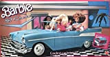 Barbie 57 Chevy Bel Air Convertible Car - Coolest Car in Town! (1989 Mattel Hawthorne)