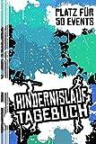 Hindernislauf Tagebuch: Logbuch zum Ausfüllen & Eintragen von Hindernisläufen   Platz für 50 Hindernisläufe   Geschenk für Hindernisläufer & OCR-Athleten