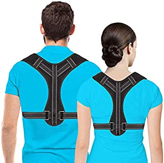 Innoo Tech Posture Corrector for Women and Men, Back Straightener and Stretcher for Posture Correction - Back Brace Reliev...