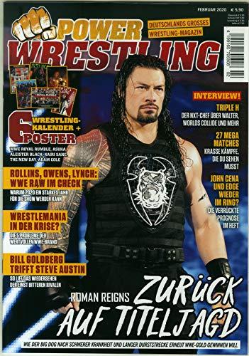 Power Wrestling 2/2020