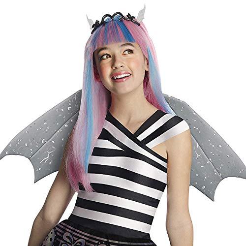 Mh Rochelle Goyle Kinder Perücke Halloween Kostüme Cosplay Wig Perücke Haar für Maskerade Make-up Party