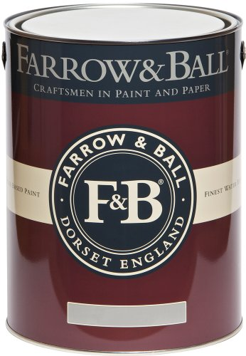 Farrow & Ball Estate Emulsion Farbe 5 Liter Elephant's Breath 229 Matt