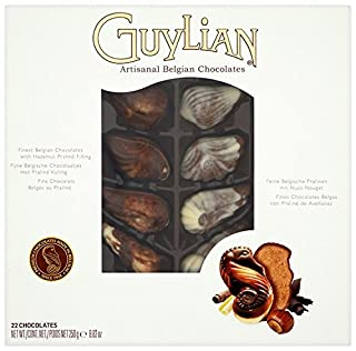 Guylian Seashells 250 g (Pack of 2) (B0043WC9MI) | Amazon price tracker / tracking, Amazon price history charts, Amazon price watches, Amazon price drop alerts