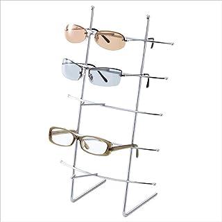 ストア・エキスプレス 卓上 メガネ掛け 5段 什器 ディスプレイ オリジナル