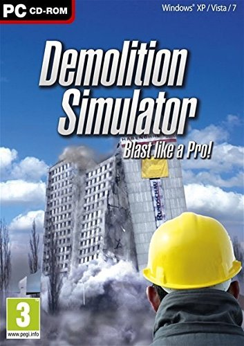 Demolition Simulator: Blast Like A Pro Pc Cd