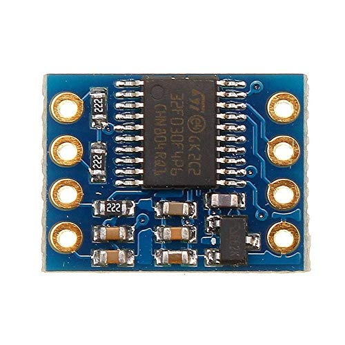 ZGQA-GQA 3pcs GY-25Z MPU6050 Serial Port Gyroscope Acceleration Angle Inclination Sensor Module Sensor Module