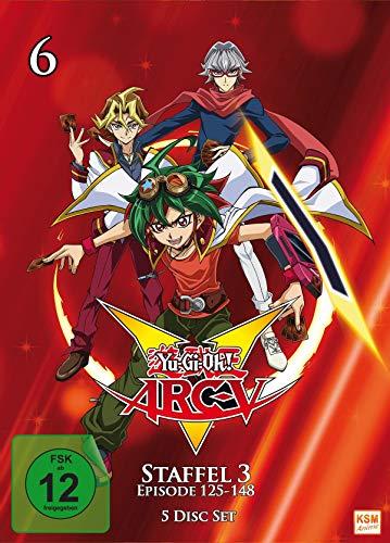 Yu-Gi-Oh! Arc-V - Staffel 3.2: Episode 125-148