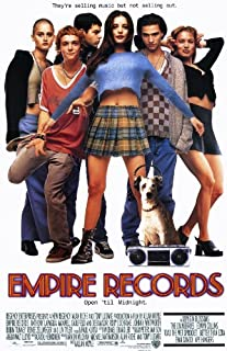 Empire Records - Movie Poster - 11 x 17