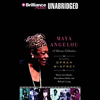 Maya Angelou cover art