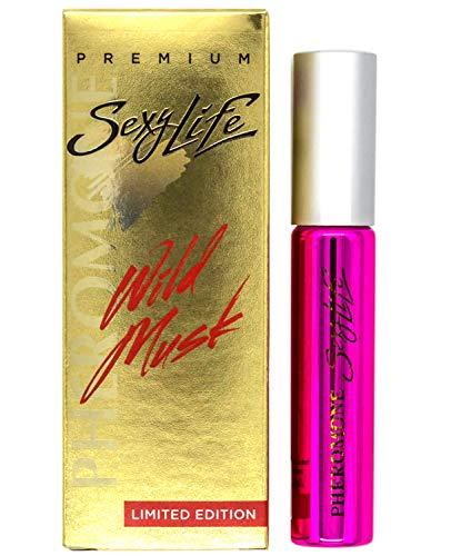 Limited Edition Premium Human Pheromones to Attract Men - Pheromone Perfume For Women (10ml oil base)